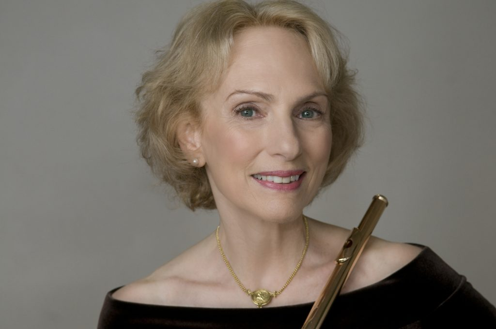 This image has an empty alt attribute; its file name is Eugenia-Zukerman-Headshot_with_Flute-1024x680.jpg